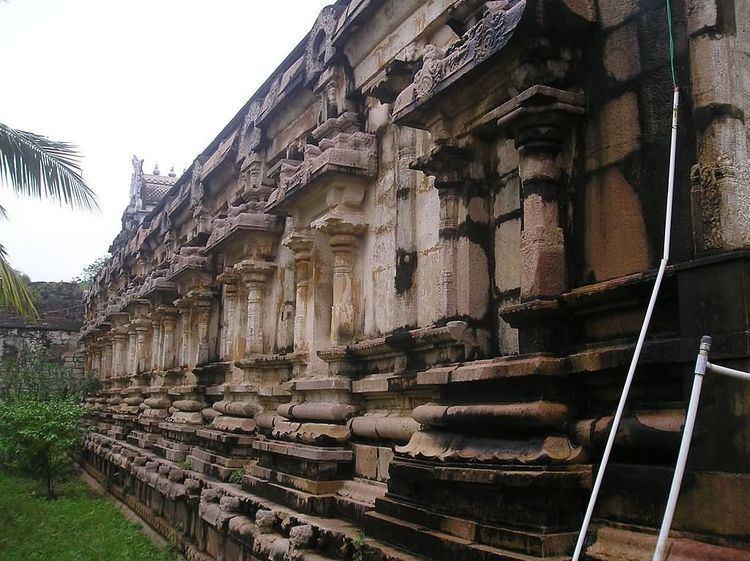 Pazhayarai Vadathali Tamilnadu Tourism Someswarar Temple Keezh Pazhayarai Vadathali