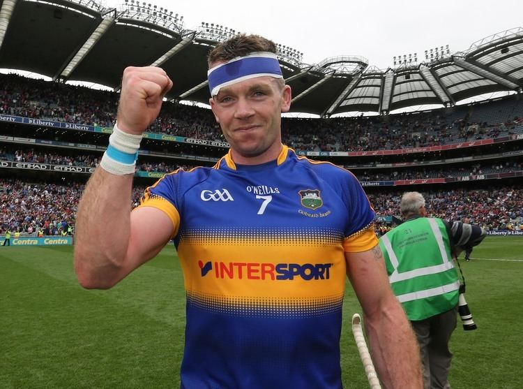 Pádraic Maher Tipperary always have a fighting chance with absolute warrior