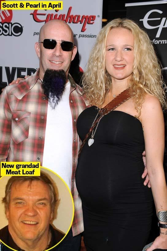 Pearl Aday Meat Loaf39s A Grandpa His Daughter Pearl Aday amp Anthrax