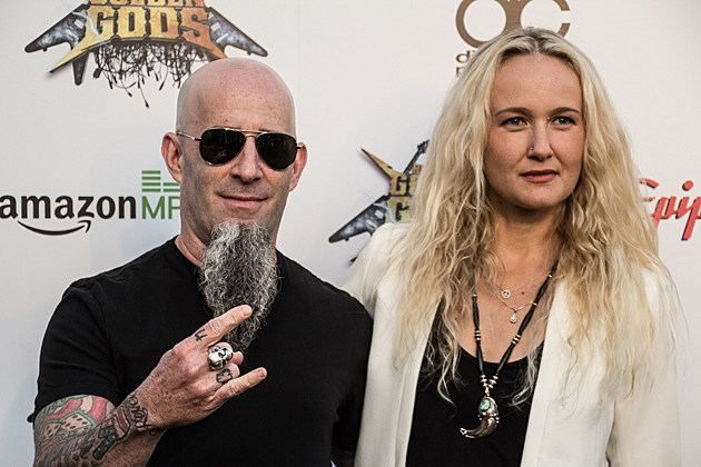 Pearl Aday Scott Ian Pearl Aday Talk Anthrax Mother Superior