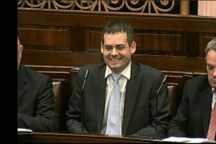 Pearse Doherty Pearse Doherty takes seat in Dil TheJournalie