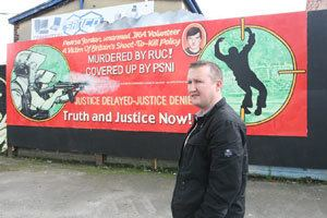 Pearse Jordan Campaign for truth on Pearse Jordan murder continues An Phoblacht