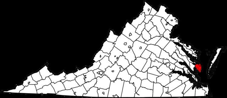 Peary, Virginia