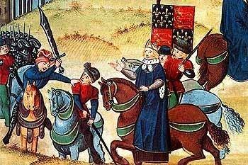 Peasants' Revolt Britannia History The Peasants39 Revolt