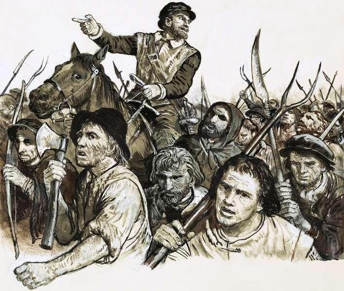Peasants' Revolt - Alchetron, The Free Social Encyclopedia