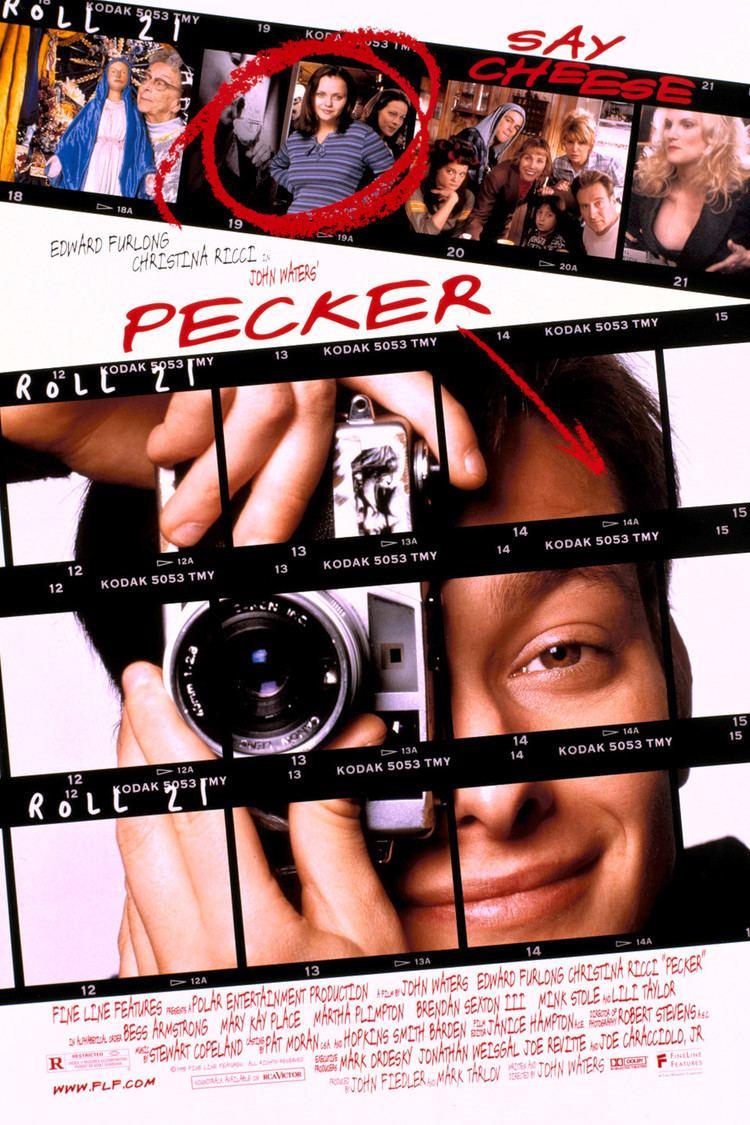 Pecker (film) wwwgstaticcomtvthumbmovieposters21698p21698