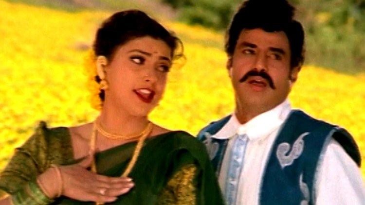Peddannayya Peddannayya Movie Chikkindi Chemanthi Video Song Balakrishna