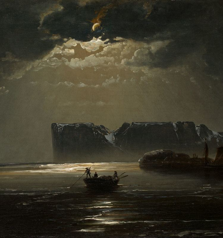 Peder Balke Peder Balke Painter of Northern Light The Metropolitan Museum of Art