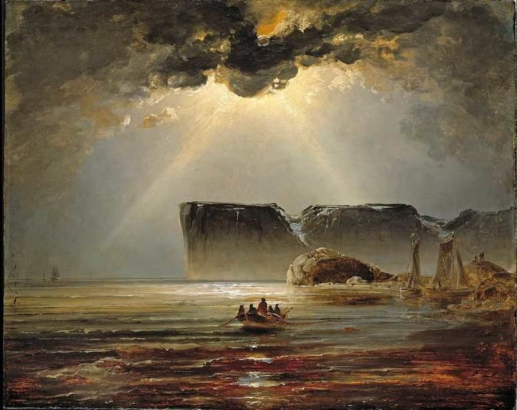 Peder Balke Peder Balkes Arctic landscapes in the National Gallery Apollo
