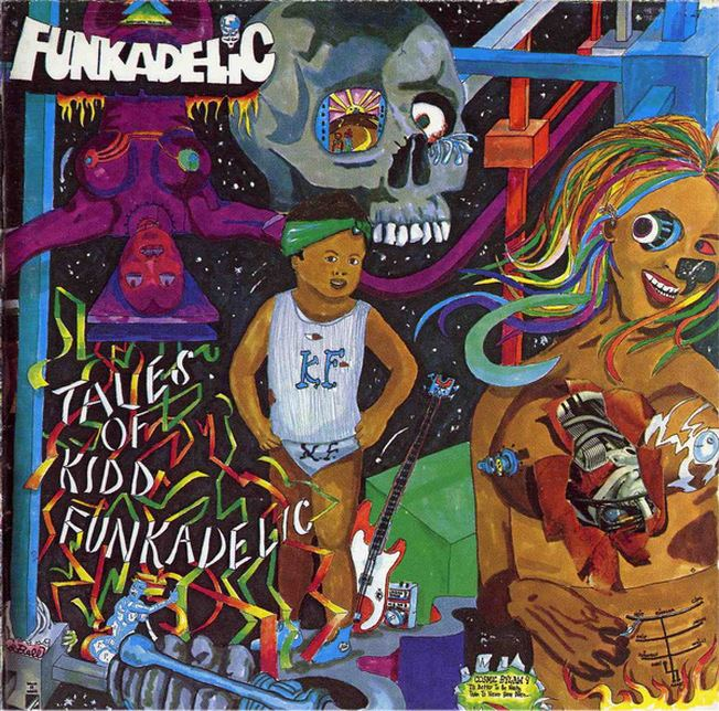 Pedro Bell Funkadelic cover by Pedro Bell More Vinyl Records and Covers by