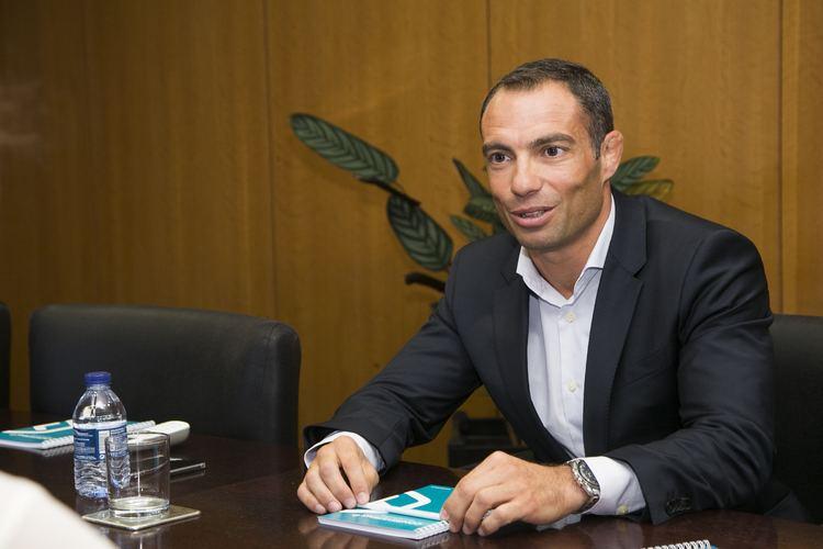 Pedro Caravana Trs perguntas a Pedro Caravana CEO da Contisystems Hipersuper