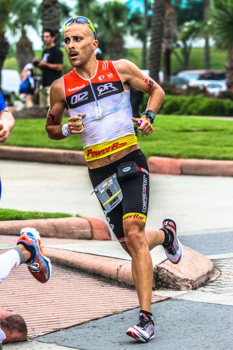 Pedro Gomes (triathlete) What happens in Texas stays in Texas PEDRO GOMES Triathlete