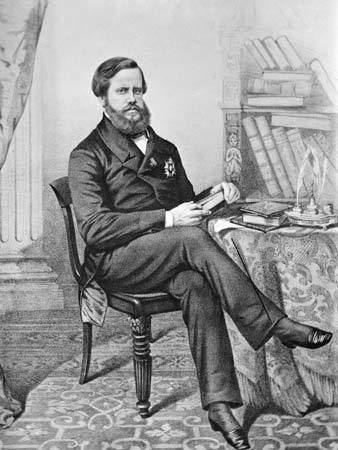 Pedro II of Brazil Pedro II emperor of Brazil Britannicacom