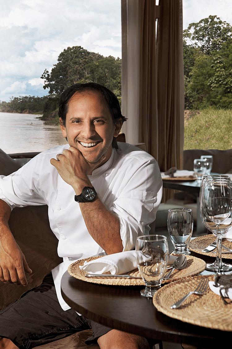 Pedro Miguel Schiaffano Amazon Adventures News Features Food Arts