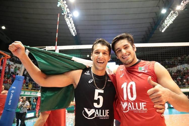 Pedro Rangel (volleyball) Universidad Autnoma de Nuevo Len