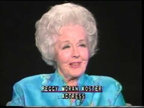 Peggy Moran Stanley Dyrector Show actress Peggy Moran Koster YouTube