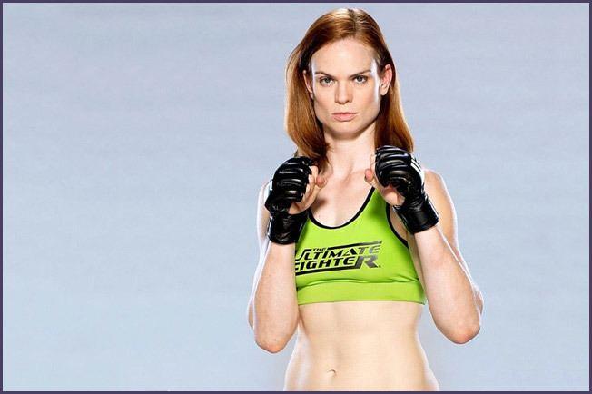 Peggy Morgan Peggy Morgan MMA Boxing Awakening Fighters