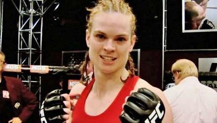 Peggy Morgan Peggy Morgan MMAWeeklycom