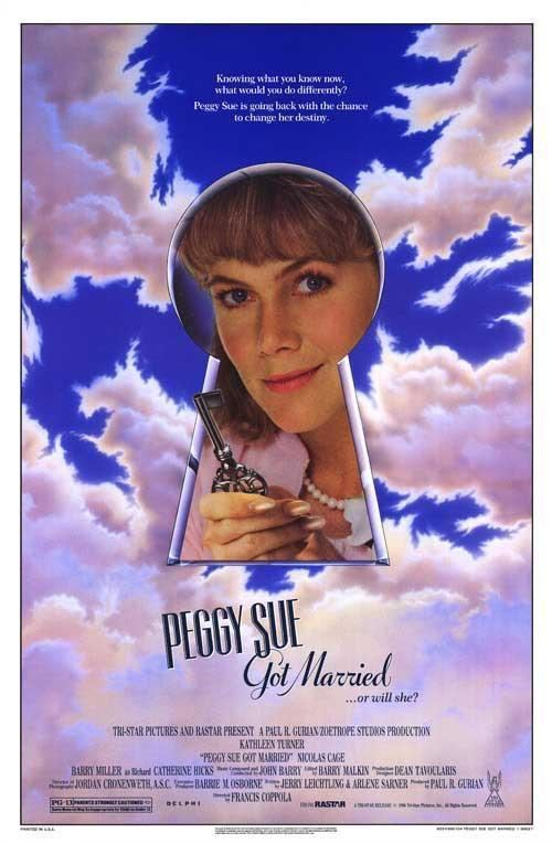 Peggy Sue Peggy Sue Got Married Movie 1986