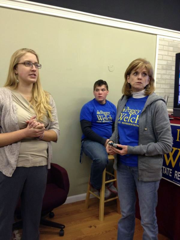 Peggy Welch Mayfield Unseats Democrat Peggy Welch In 60th House District News