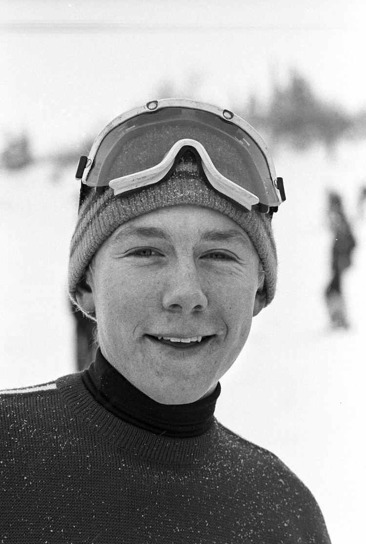 Peik Christensen Alpinisten Peik Christensen fotogrefert i 1968 Norsk Folkemuseum