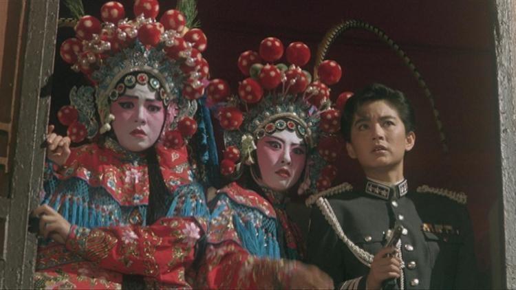 Peking Opera Blues Peking Opera Blues 1986 MUBI
