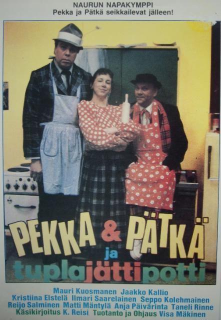 Pekka and Pätkä Pekka amp Ptk ja tuplajttipotti Wikipedia