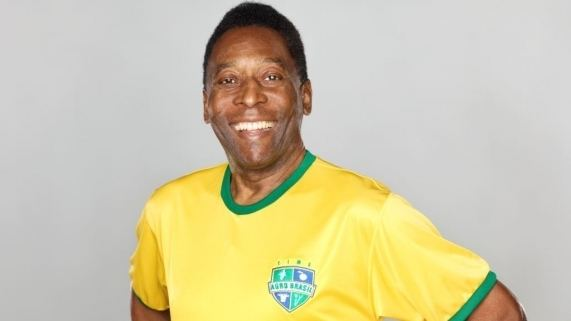 Pelé Edson Arantes do Nascimento PELE IFFHS BETA