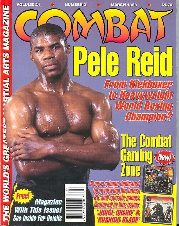 Pelé Reid MAMags Magazines