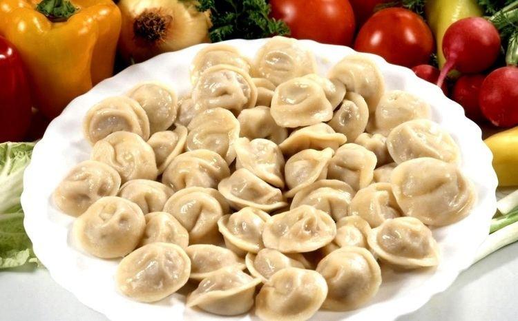 Pelmeni Pelmeni dumplings most popular Russian dish