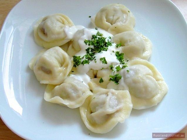 Pelmeni Pelmeni Russian Meat Dumplings RusslandJournalde English