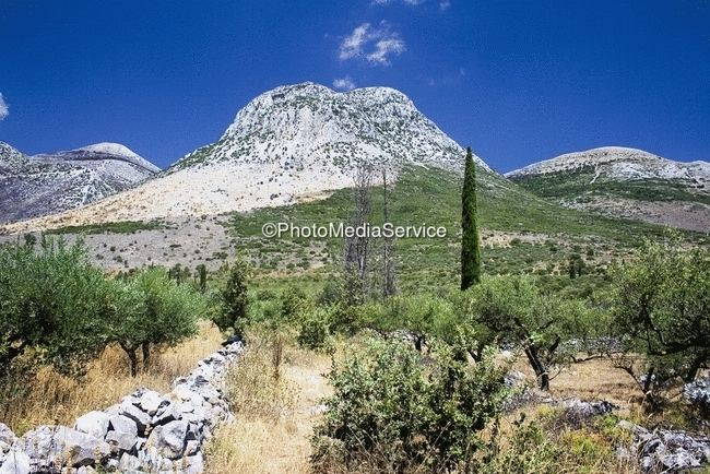 Peloponnese Beautiful Landscapes of Peloponnese