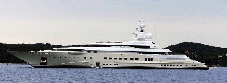 Pelorus (yacht) Pelorus yacht Wikipedia
