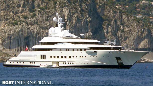 Pelorus (yacht) Iconic yachts Pelorus Boat International