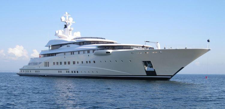 Pelorus (yacht) PELORUS Yacht Lurssen Yacht Charter Fleet