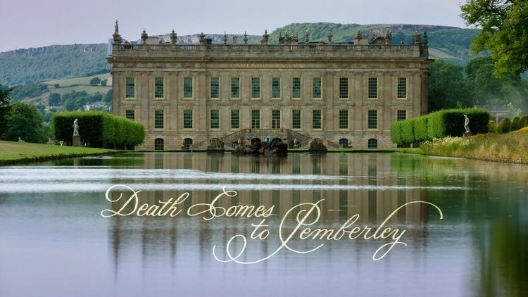 Pemberley OldFashioned Charm Death Comes To Pemberley 2013 Miniseries