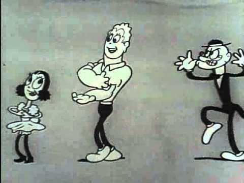 Pencil Mania Banned Cartoons Van Beuren 1932 Tom Jerry Pencil Mania YouTube