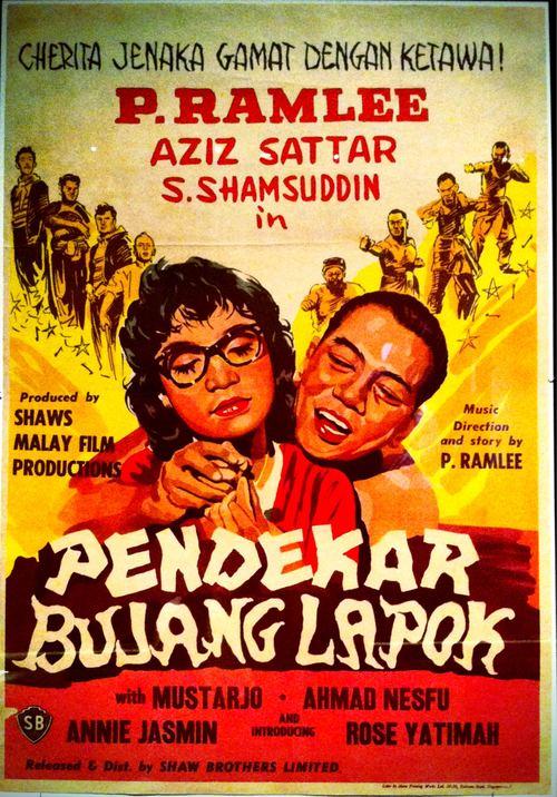 Pendekar Bujang Lapok Pendekar bujang lapok 1959 IMDb