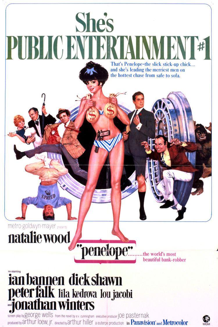 Penelope (1966 film) wwwgstaticcomtvthumbmovieposters407p407pv