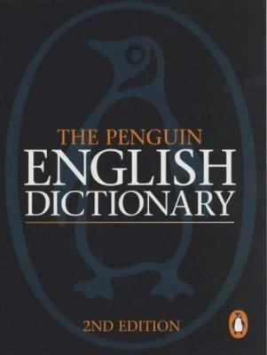 Penguin English Dictionary t1gstaticcomimagesqtbnANd9GcQjarregQ3pnpMw