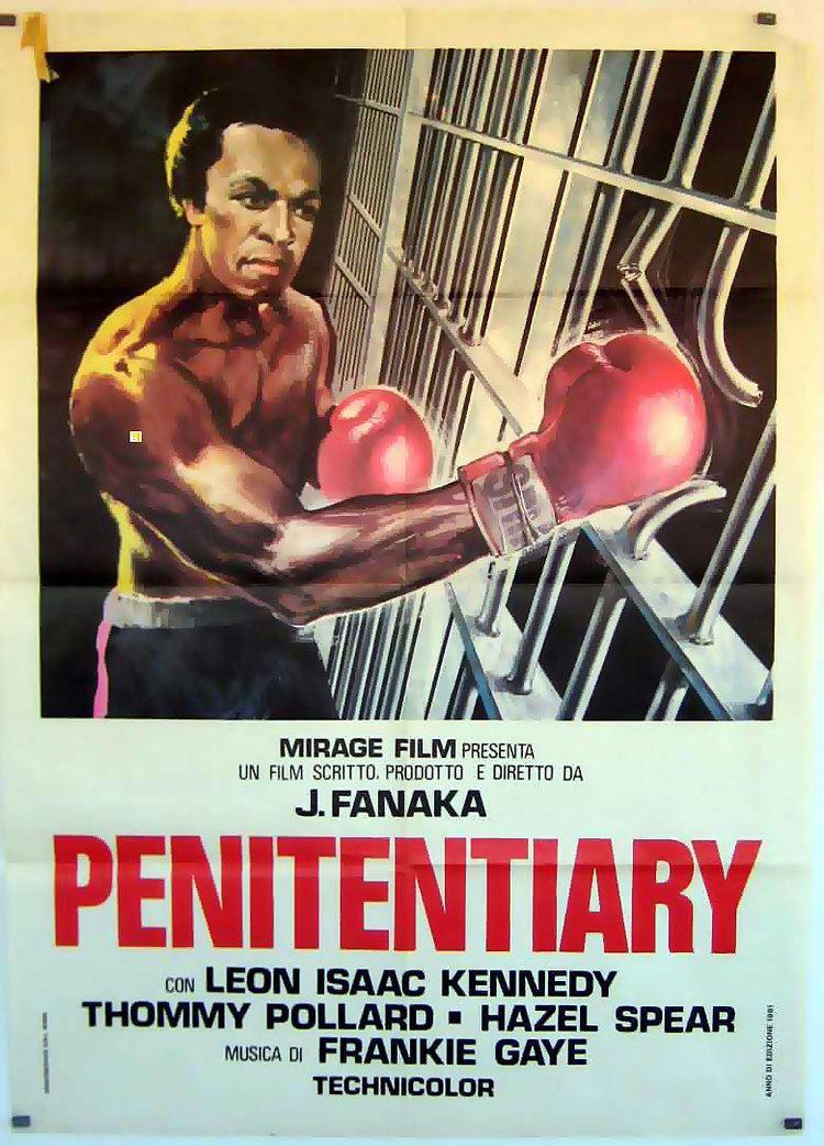 Penitentiary (1979 film) PENITENTIARY MOVIE POSTER PENITENTIARY MOVIE POSTER