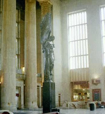 Pennsylvania Railroad World War II Memorial Philadelphia Public Art Pennsylvania Railroad World War II Memorial