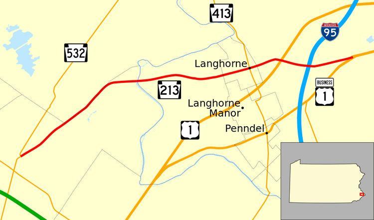 Pennsylvania Route 213