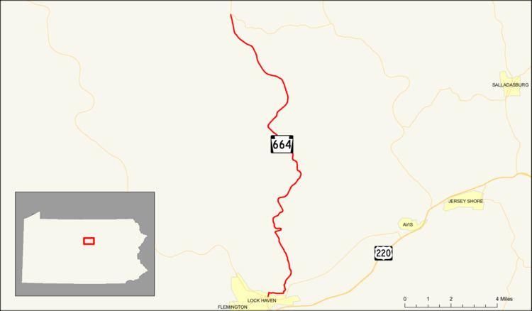 Pennsylvania Route 664