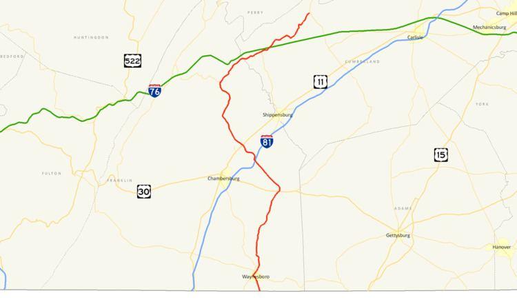 Pennsylvania Route 997