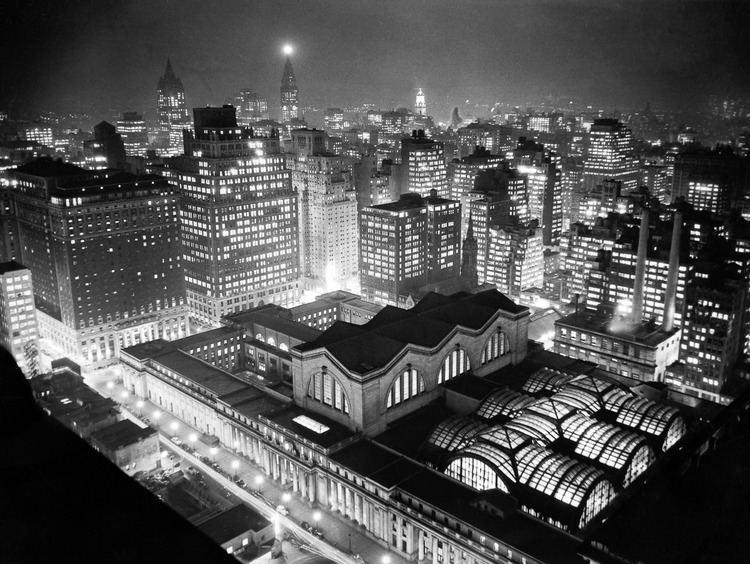 Pennsylvania Station (1910–1963) The Casual Observer ryanpanos Penn Station 19101963 Via