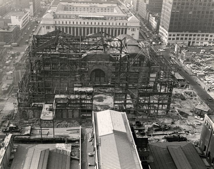 Pennsylvania Station (1910–1963) 1000 images about In Memoriam Penn Station 19101963 on
