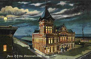 Pennsylvania Station (Cincinnati) httpsuploadwikimediaorgwikipediacommonsthu