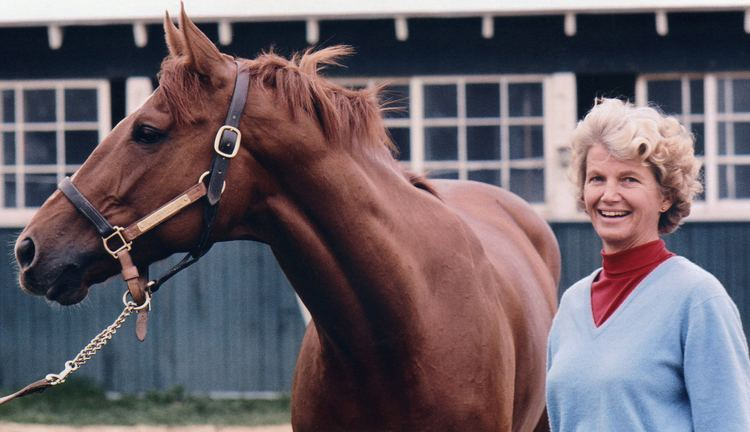 Penny Chenery Penny And Redjpg