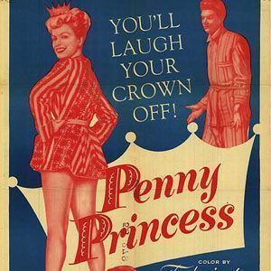 Penny Princess Penny Princess film 1952 AlloCin